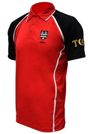 TGS School House Unisex PE Polo Shirt