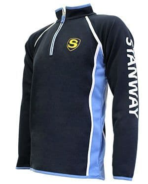 The Stanway School 1/4 Zip PE Sweatshirt (Optional)