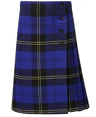 The Stanway School Tartan Skirt