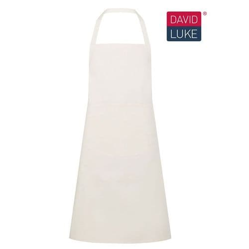 Unbleached Cotton Craft Apron