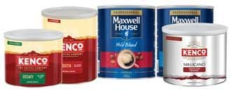 Instant Coffee Tins
