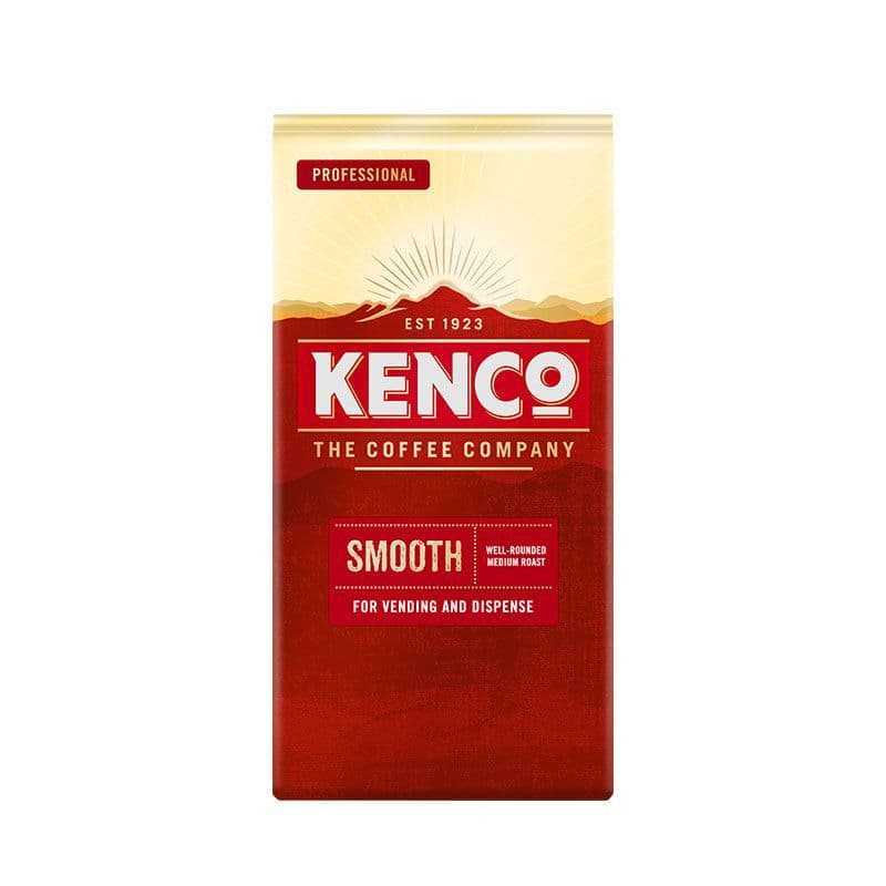 Kenco Smooth Roast Coffee Refill Bag 300g | Kenco | Coffee Supplies Direct