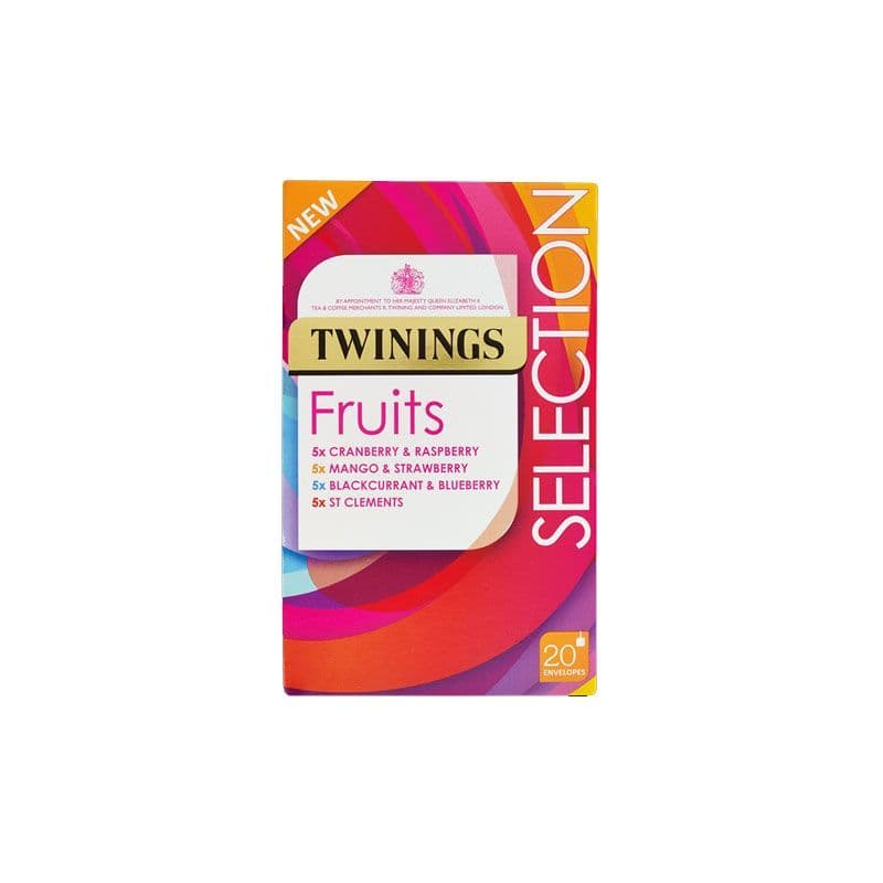 Twinings Fruit Selection | Twinings Fruit Infusions Tea bags