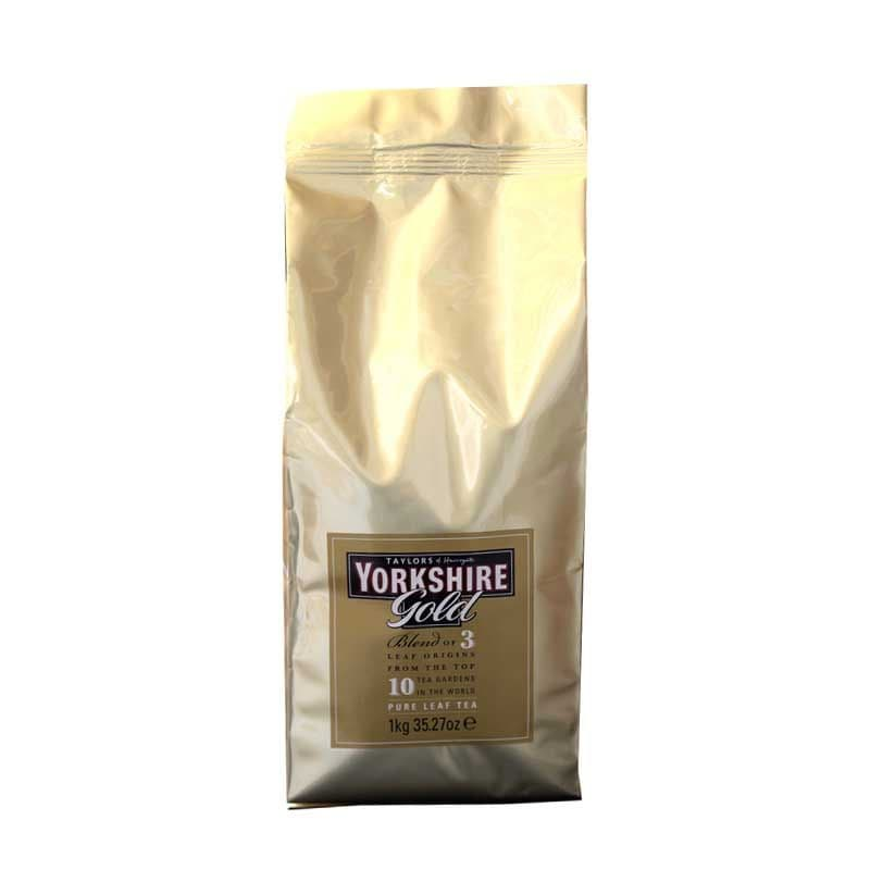 Yorkshire Gold Tea Loose Leaf Tea 1kg bag