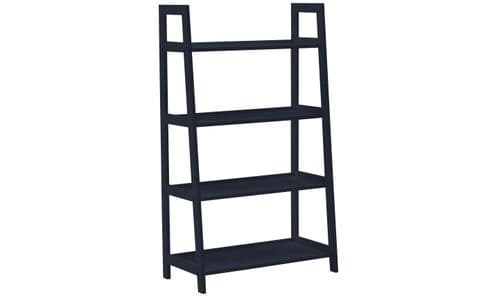 Chieti Large Blue Bookcase 18VD30