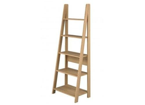 Langeais Oak Ladder Bookcase 17LD504
