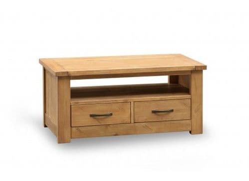 Beaune Solid Pine Coffee Table 17LD318