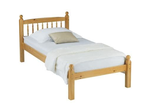 Blois Pine Timber Single Bed 17LD273