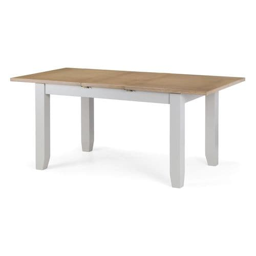 Bordighera 2-Tone Grey And Oak Extending Dining Table 18JB440