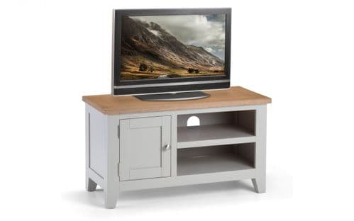 Bordighera 2-Tone Grey And Oak TV Unit 18JB446