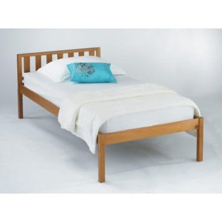 Chambery Antique Pine Finished Single Bed 17LD22