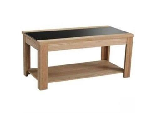 Chenonceaux Oak Finish Coffee Table 17LD308