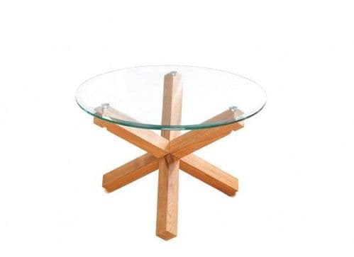 Coutances Solid Oak Coffee Table 17LD426