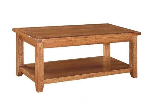 Dreux American Oak Coffee Table 17LD372