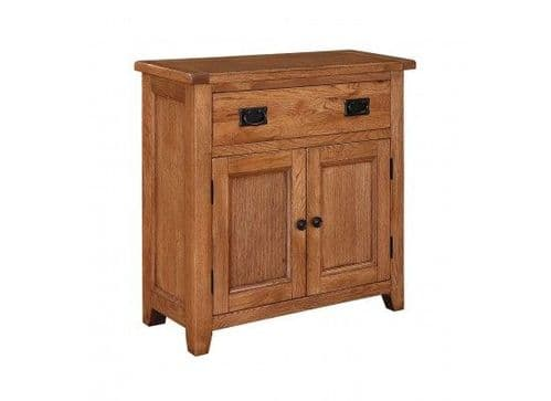 Dreux American Oak Compact Sideboard 17LD367