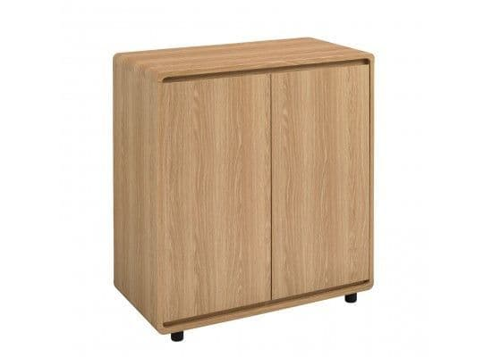 Elbeuf High Quality Oak Small Sideboard 17LD340
