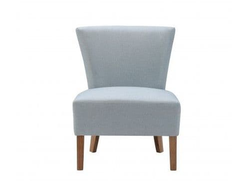 Fecamp Duck Egg Blue Lounge Chair 17LD485