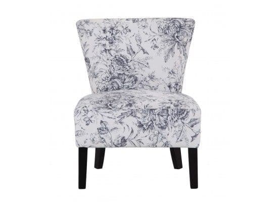 Fecamp Floral Lounge Chair 17LD485