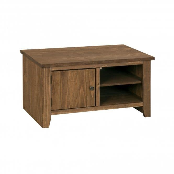 Haguenau Rustic Pine Finish TV-Media Unit 19LD379