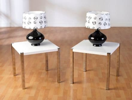 Jacquet Gloss Lamp Table