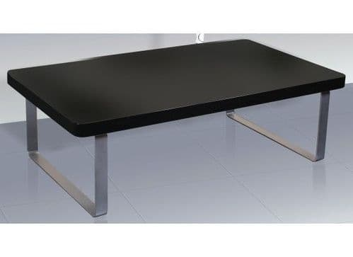 La Rochelle Black High Gloss Coffee Table 17LD293