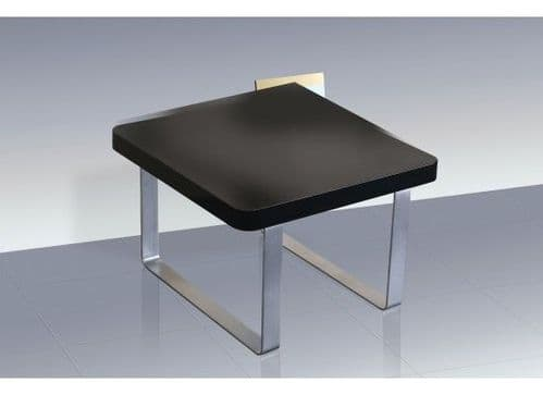 La Rochelle Black High Gloss Lamp Table 17LD294