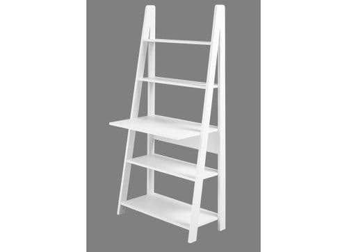 Langeais White Ladder Desk 17LD502