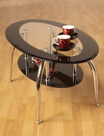 Lemaire Glass Coffee Table
