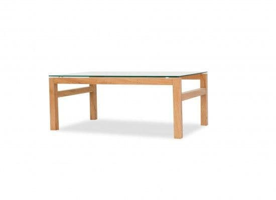 Locmariaquer Solid Oak Coffee Table 17LD440