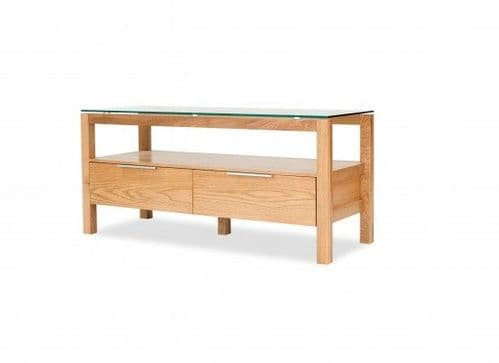 Locmariaquer Solid Oak TV Unit 17LD443