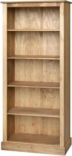 Melrose Pine Tall Bookcase