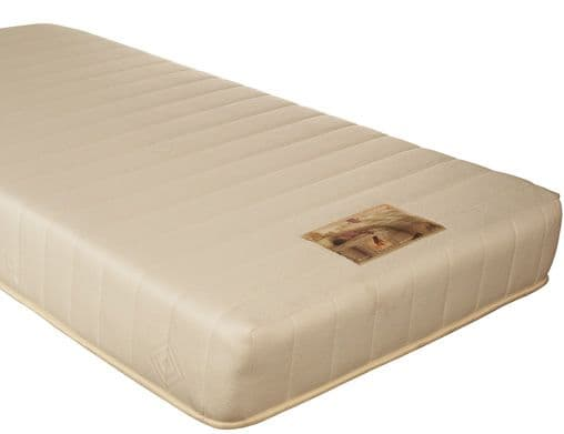 Memory Foam Relax With Blu Cool Single Bed Mattress