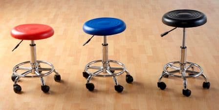 Moretta Stool With Gas Lift x 2