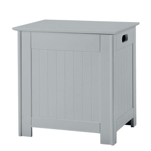 Nantes Grey Laundry Box 19LD356