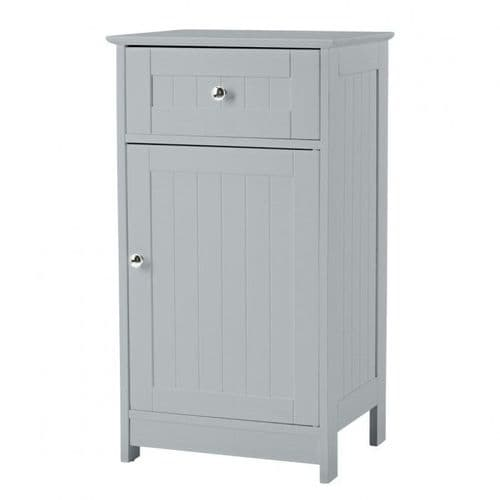 Nantes Grey Low Storage Unit 19LD360