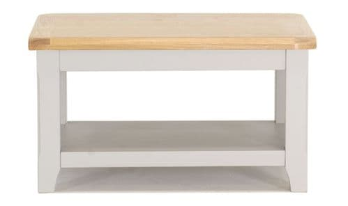 Nocera Grey And Oak Coffee Table 18VD251