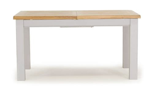 Nocera Grey And Oak Extending Dining Table 18VD242