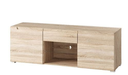 Perth Sonoma Oak Effect TV Unit SZLY05