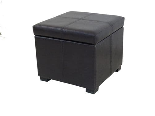 Signoretti Faux Leather Storage Box HL80