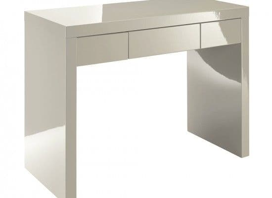 Troyes Stone High Gloss Dressing Table 17LD96