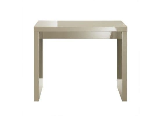 Troyes Stone High Gloss Finish Console Table 17LD431